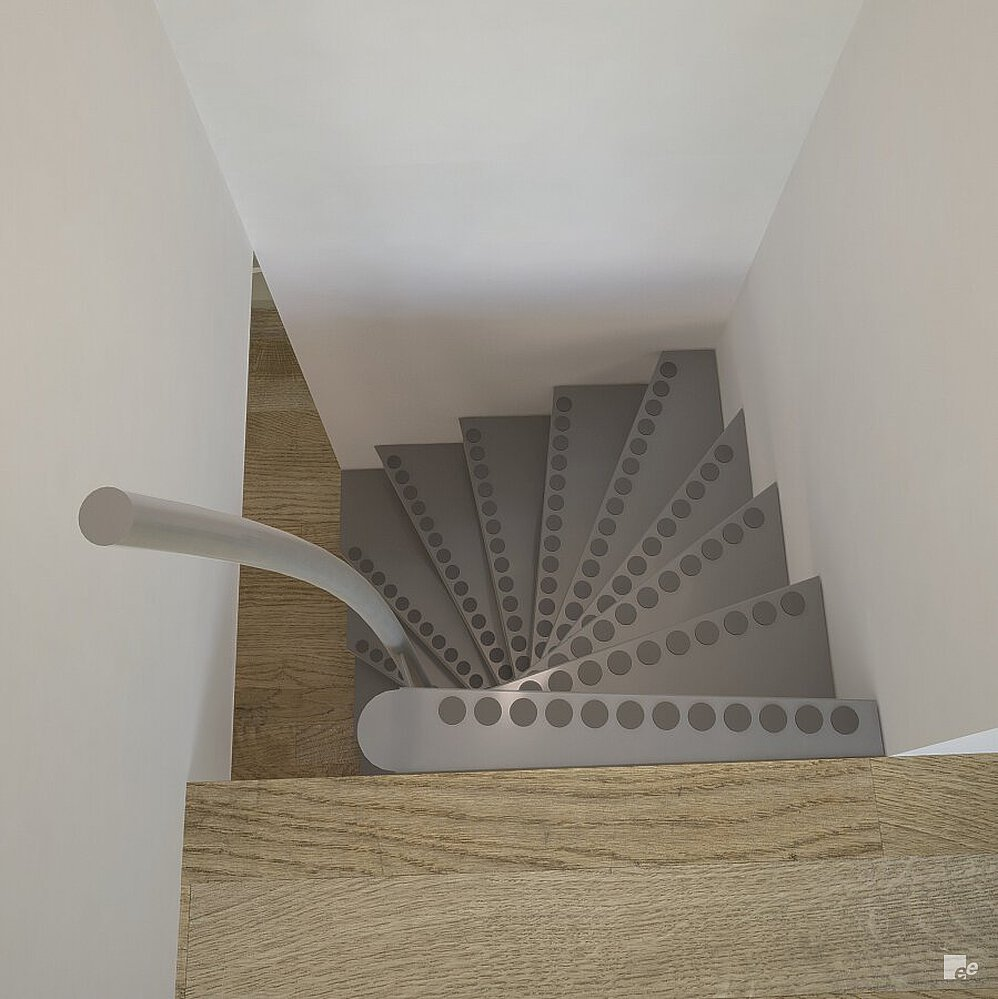 attic finishing design ideas - Attic stairs
