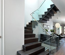 Waterfall Staircase