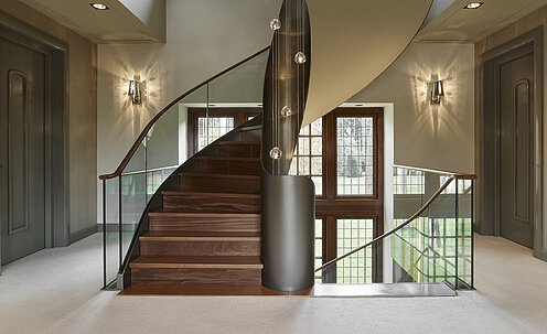 High end staircases