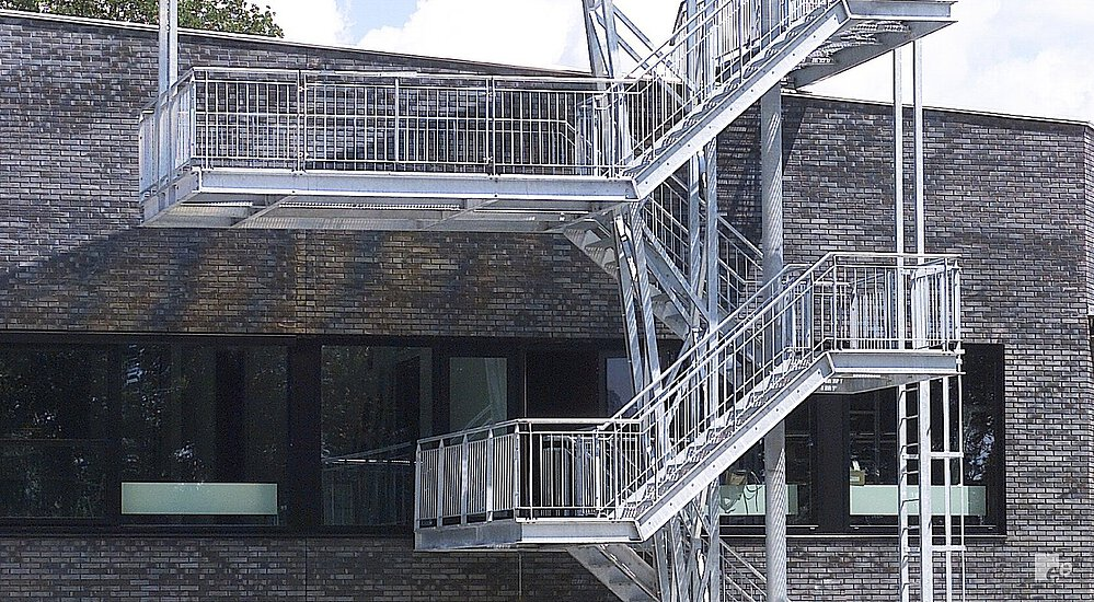 Steel staircase construction details pdf